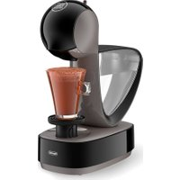 DOLCE GUSTO by De'Longhi Infinissima EDG260.G Coffee Machine - Black & Grey, Black