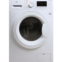 LOGIK L8W6D18 8 kg Washer Dryer - White, White