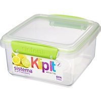Sistema Klip It Plus Lunch Box, 1.2L
