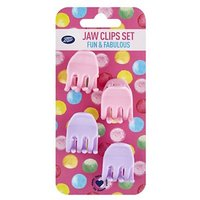 Boots Kids Jaw Clips Set