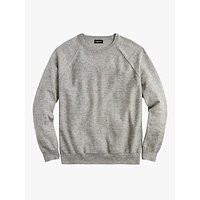 J.Crew Uneven Budding Crew Neck Jumper