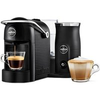 LAVAZZA Jolie & Milk Coffee Machine - Black, Black