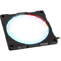 PHANTEKS Halos Lux RGB LED Fan Frame - 120 mm, Aluminium Black, Black