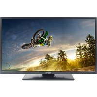 Linsar 32LED800 LED HD Ready 720p Smart TV/DVD Combi, 32 with Built-In Wi-Fi, Freeview HD & Freeview