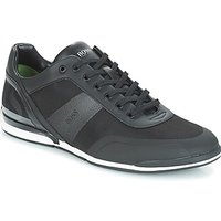BOSS Athleisure  SATURN LOP ACT3  men's Shoes (Trainers) in Black