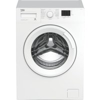BEKO WTB740E1W 7 kg 1400 Spin Washing Machine - White, White