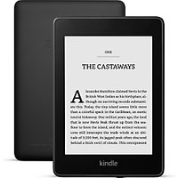 Amazon Kindle Paperwhite, Waterproof eReader, 6 High Resolution Illuminated Touch Screen, Built-In A