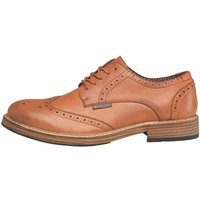Ben Sherman Mens Triumph Formal Brogues Tan