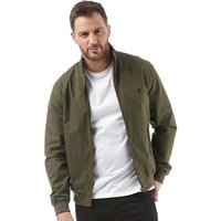 French Connection Mens Harrington Jacket Khaki