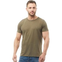 French Connection Mens T-Shirt Khaki
