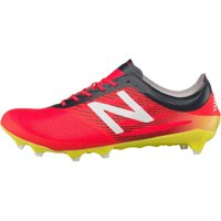 New Balance Mens Furon 2.0 Pro FG Football Boots Bright Cherry