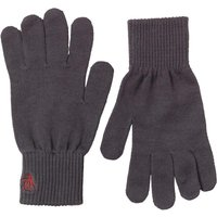Original Penguin Mens Rib Gloves Phantom/Red