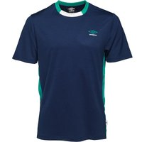 Umbro Mens Training Poly Top Navy/Ceramic/White