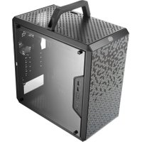 COOLER MASTER MasterBox Q300L Micro-ATX Mid-Tower PC Case, Transparent