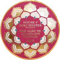 House of Dorchester Tales of the Maharaja Pink Marc de Champagne Truffles, 50g
