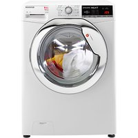 Hoover Dynamic Next Advanced WDXOA 485C Freestanding Washer Dryer with NFC, 8kg Wash/5kg Dry Load, A