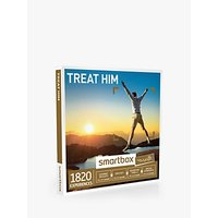 Smartbox by Buyagift Treat Him Gift Experience