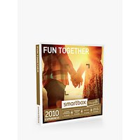 Smartbox by Buyagift Fun Together For 2 Gift Experience