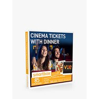 Smartbox by Buyagift Cinema with Dinner for 2 Gift Experience