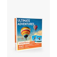 Smartbox by Buyagift Ultimate Adventures Gift Experience