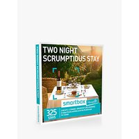 Smartbox by Buyagift 2 Night Scrumptious Stay Gift Experience