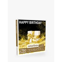 Smartbox by Buyagift Happy Birthday! Gift Experience Voucher