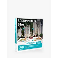 Smartbox by Buyagift Scrumptious Stay Gift Experience