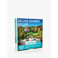Smartbox by Buyagift Deluxe Gourmet Escape Gift Experience for 2