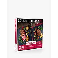 Smartbox by Buyagift Gourmet Dining Gift Experience for 2
