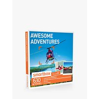 Smartbox by Buyagift Awesome Adventures Gift Experience
