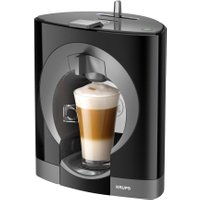 KRUPS Dolce Gusto Oblo KP110840 Hot Drinks Machine - Black, Black