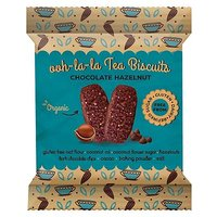 Rhythm 108 Ooh-la-la Tea Biscuits Chocolate Hazelnut 24g