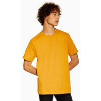 Mens Yellow Classic T-Shirt, Yellow