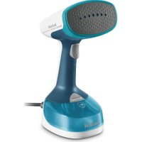 TEFAL Access DT7050 Travel Hand Steamer - Blue & White, Blue