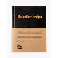 The School of Life Press Relationships Book