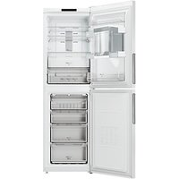 Hotpoint XAL85T1IWWTD Freestanding Fridge Freezer, A+ Energy Rating, 60cm Wide, White