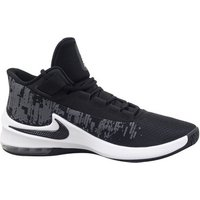 Nike  Air Max Infuriate 2 Mid  men's Basketball Trainers (Shoes) in Black
