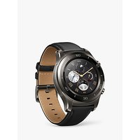 Huawei Watch 2 Classic with HR and GPS, Titanium Grey