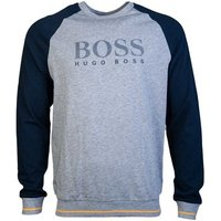 Boss  Sweatshirt model  quot;AUTHENTIC SWEATSHIRT 50392056 q  men's Sweatshirt in Grey