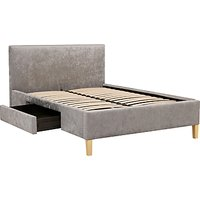 John Lewis & Partners Emily Storage Bed Frame, Double