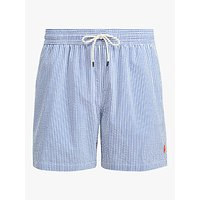 Polo Ralph Lauren Seersucker Stripe Swim Shorts
