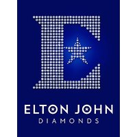 Elton John - Diamonds Vinyl Album, 21 Tracks