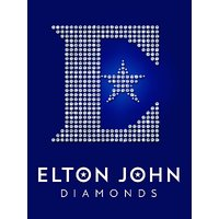 Elton John - Diamonds CD Album, 34 Tracks