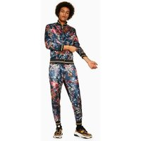 Mens Multi Jaded Floral Joggers*, Multi