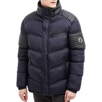 Rg 512  Quilted down jacket  men's Jacket in Blue