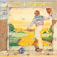 Elton John - Goodbye Yellow Brick Road Vinyl Album, 17 Tracks