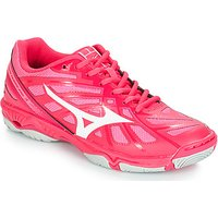 Mizuno  WAVE HURRICANE 3  men's Indoor Sports Trainers (Shoes) in multicolour