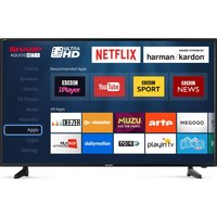 SHARP LC-40UG7252K Smart 4K Ultra HD HDR LED TV, Gold