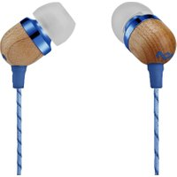 House Of Marley Smile Jamaica Headphones - Denim