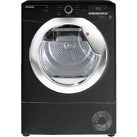 Hoover Tumble Dryer Dynamic Next DX C9DCEB Smart 9 kg Condenser  - Black, Black